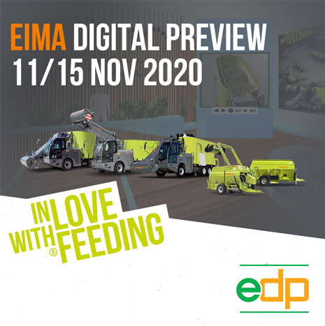 Storti partecipa a EIMA EDP