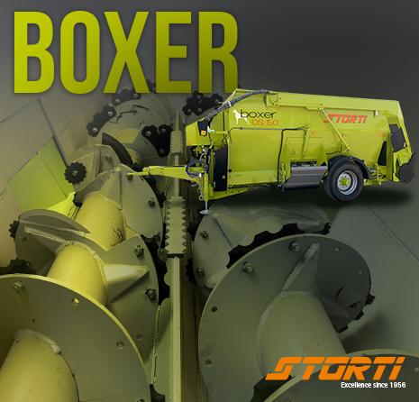 Boxer: la nuova gamma orizzontale Storti